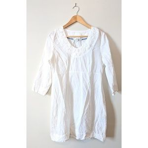 Boden Linen Tunic/Mini Dress